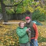 Donna Merrill and David Merrill