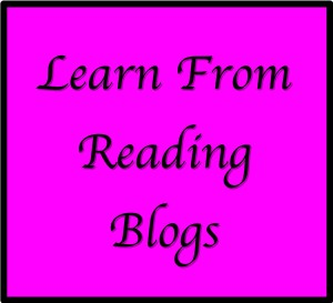 Learn From Reading Blogs