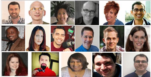 Some Amazing Bloggers