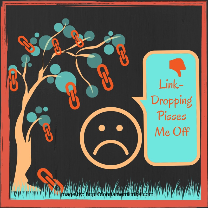 Lik-Dropping Pisses Me off