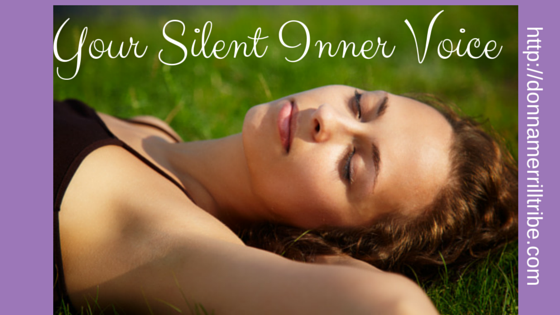 Your Silent Inner Voice
