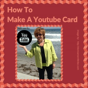 How to make a Youtube Card