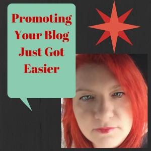 Promoting Your Blog Just Got Easier
