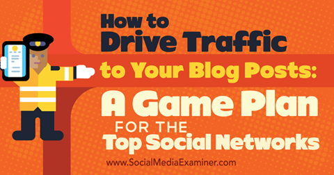 Drive Free Traffic To Your Blog