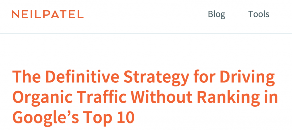 Driving Tons Of Free Traffic To Your Blog