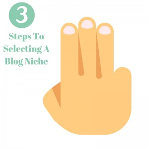 3 Steps To Selecting A Blog Niche