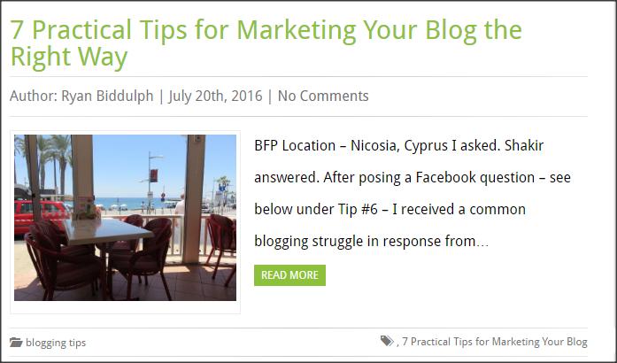 4 Blogs That Rank High On Google