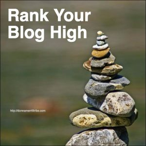 Rank your blog high in Google search