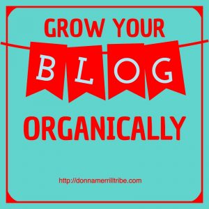 grow your blog organically