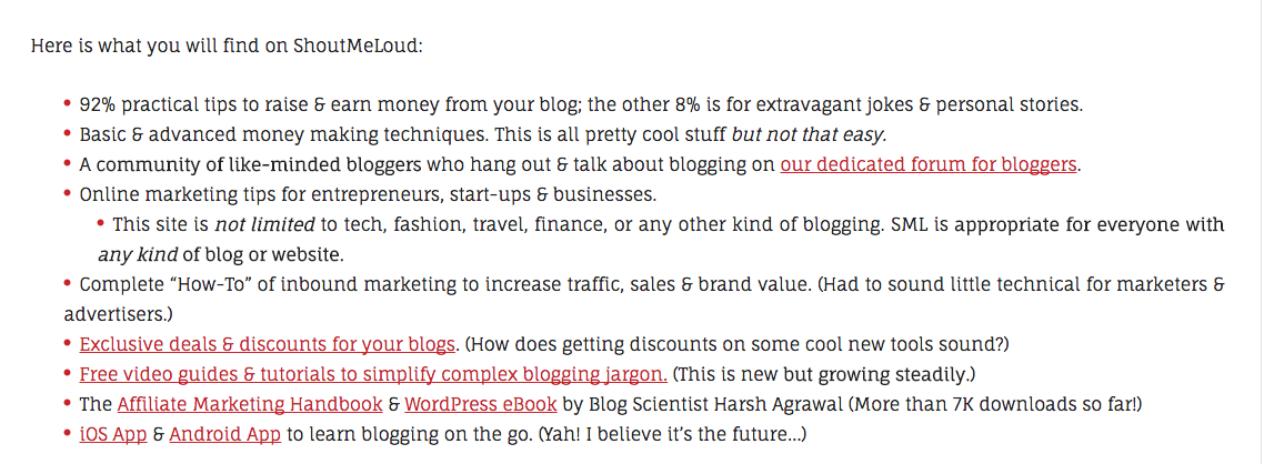 35 Best Types Of Blog Posts To Get Free Traffic | Neil Patel