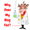 Why Does My Blog Fail To Grow And Make Money?