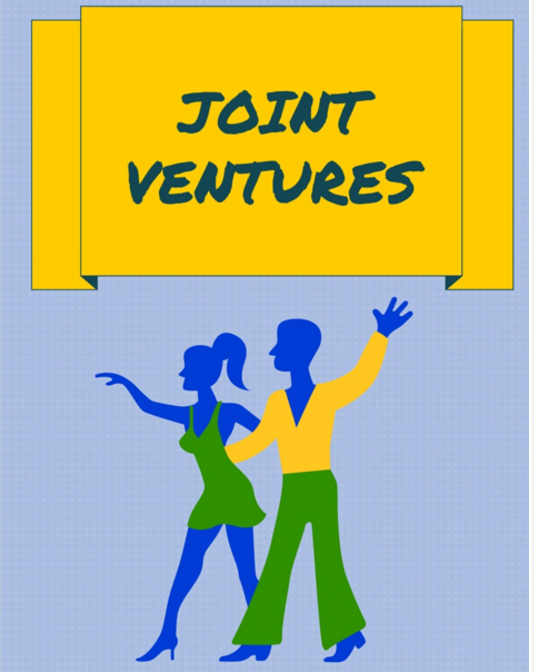 Have You Thought Of Connecting With Joint Venture Partners