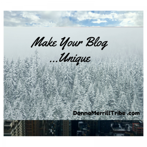 How To Make Your Blog Unique