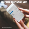 21 Super Strategies To Start Or Increase Your Email List In Just 20 Minutes A Day