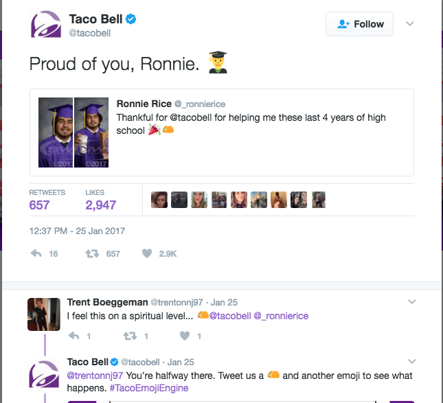 Taco Bell Twitter