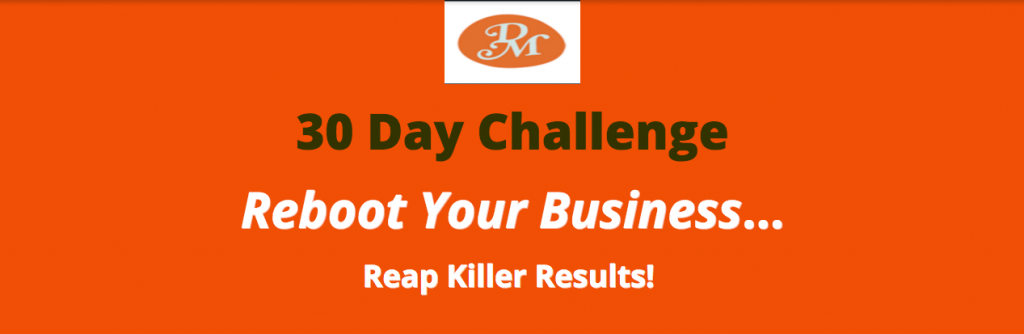 Reboot Business Challenge