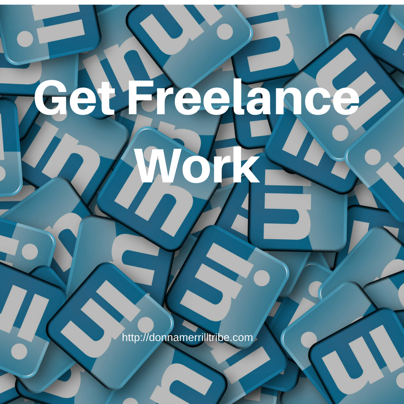 Get Freelance Work from LinkedIn