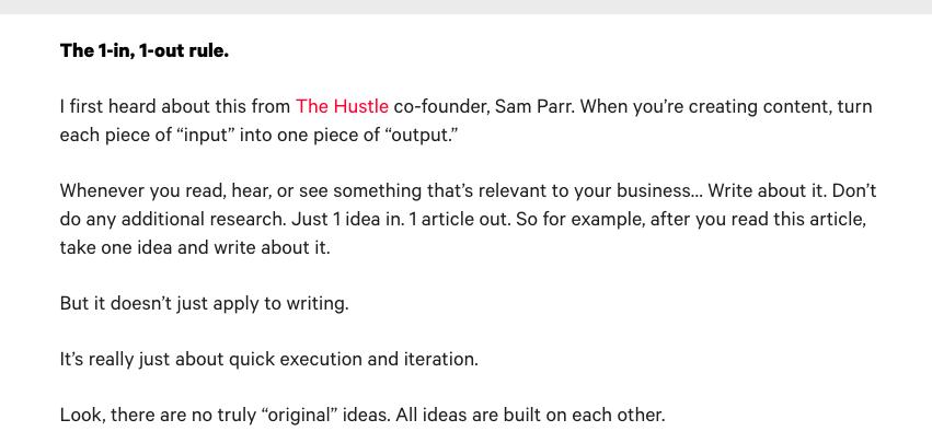 Creative vs. Self-Disciplined Blogging