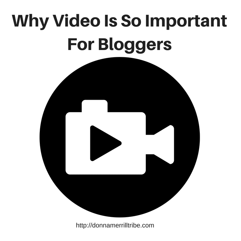 Why Video is so Important for Bloggers