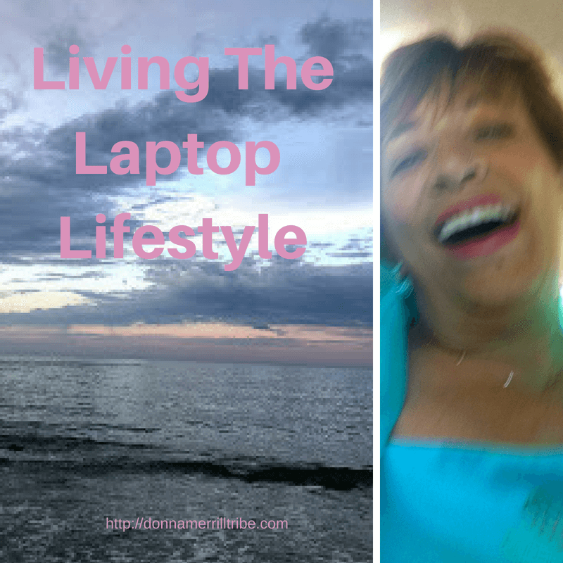 Blogging is the best way to live the laptop lifestyle