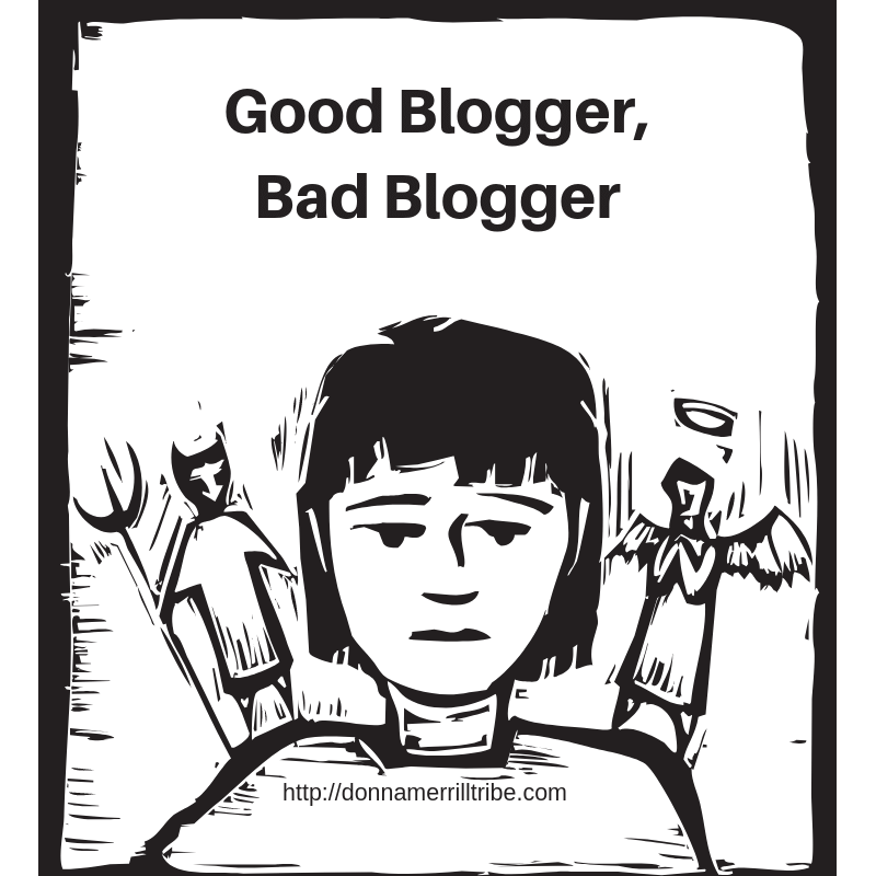 Be a Good Blogger or a Bad Blogger