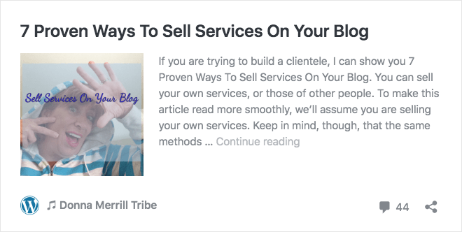 7 proven ways to sell services on your blog