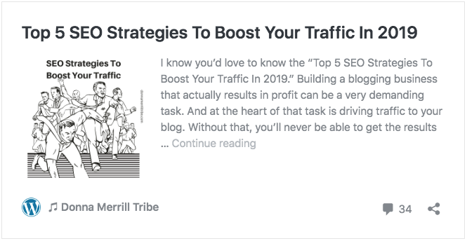 Top 5 SEO Strategies To Boost Your Traffic In 2019
