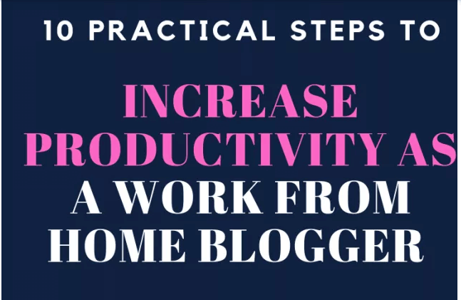 Blogging Productivity - Moss Media