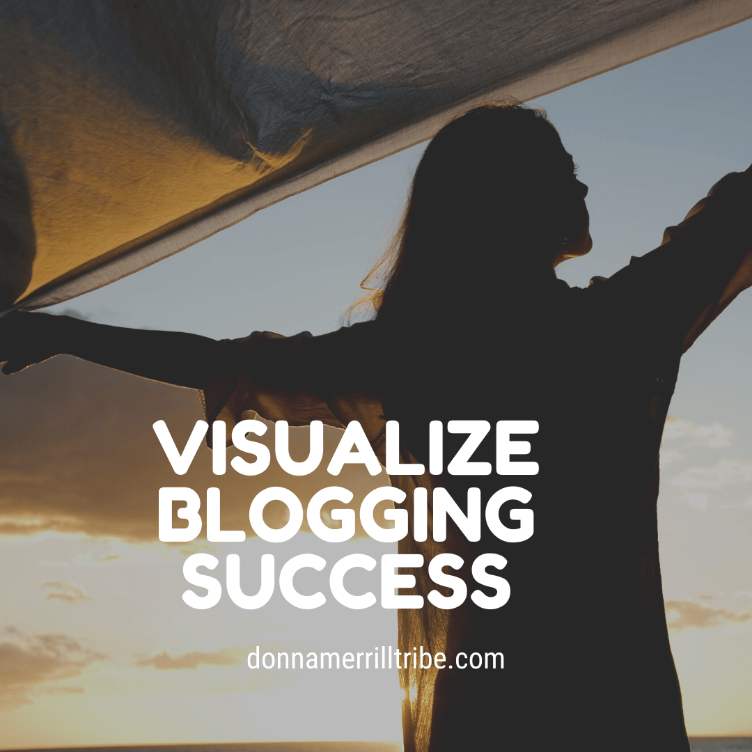 Visualize blogging success