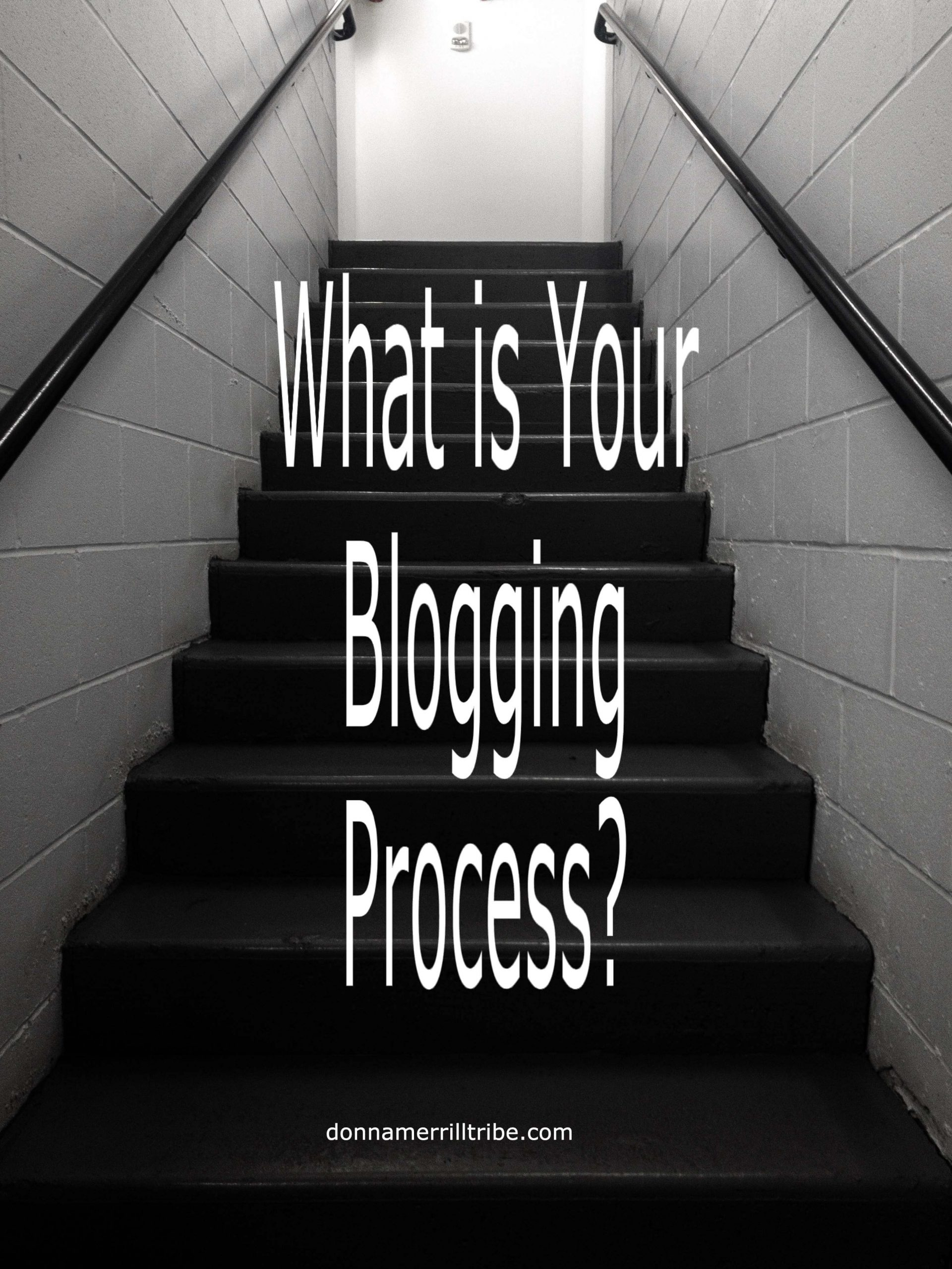 What is your Blogging Process