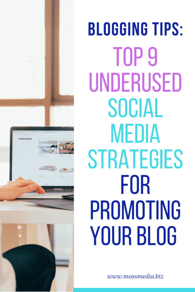 Social Media Strategies to Promote Your Blog on Social Media