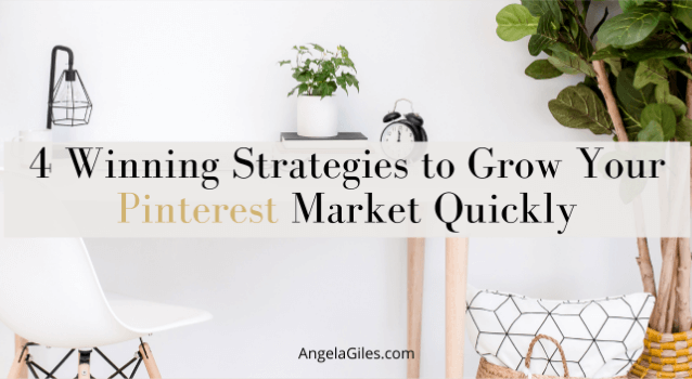 Grow your Pinterest market quickly