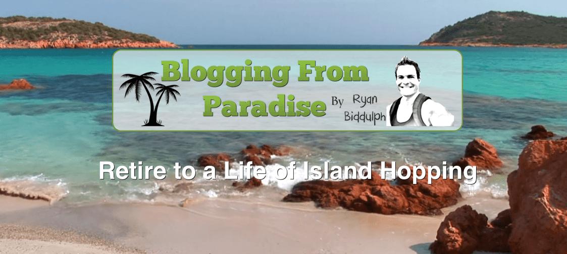 blog by Ryan Biddulph