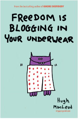 blogging is freedom
