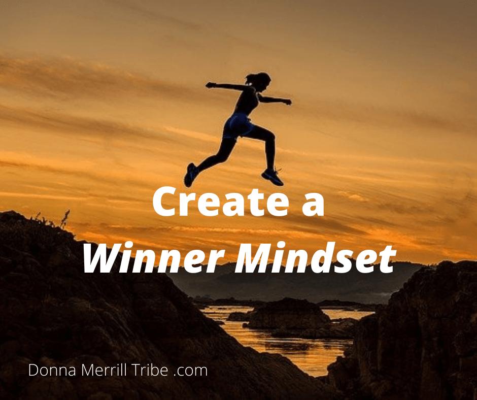 Create a Winner Mindset