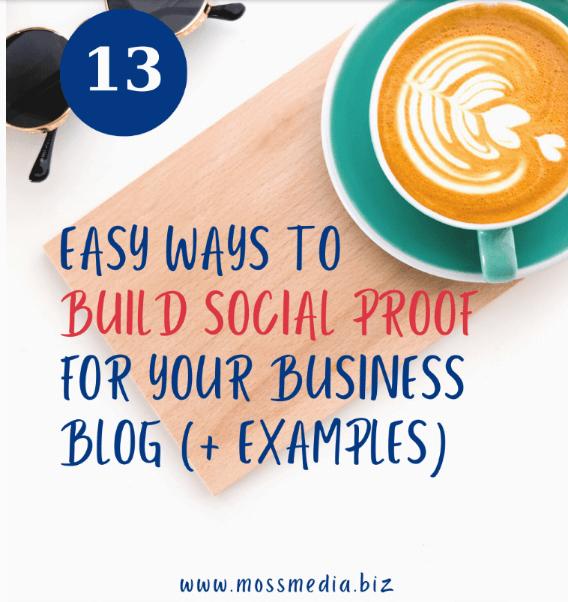 Build Social Proof